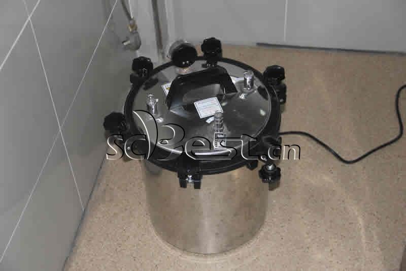 高压蒸汽灭菌器的分类及使用注意事项